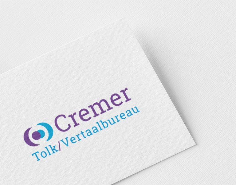 logo vertaalbureaucremer