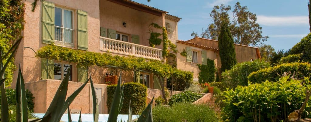 Guesthouse Grimaud